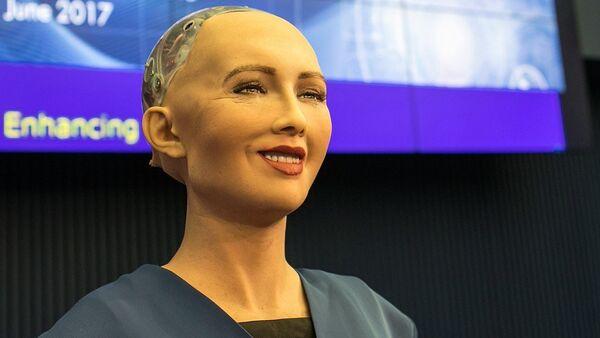 ロボット「ソフィア」 - Sputnik 日本