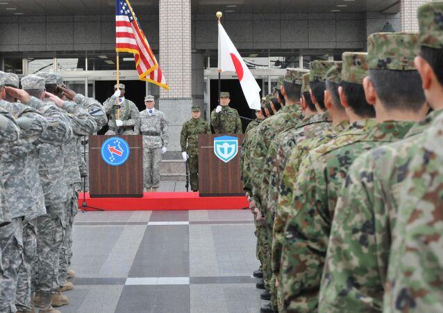 米国と日本、軍事(アーカイブ)