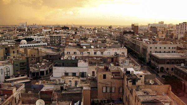 リビアで空爆 死者28人に - Sputnik 日本