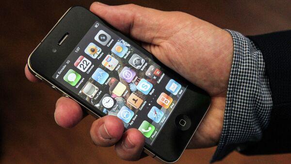 動作緩慢化のiPhone ロシア人らがApple社を訴え - Sputnik 日本