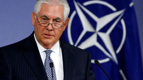 ティラーソン米国務長官 - Sputnik 日本