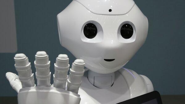 Humanoid robot Pepper - Sputnik 日本