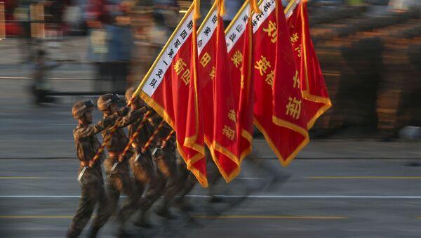 中国で70周年記念軍事パレードが始まる - Sputnik 日本