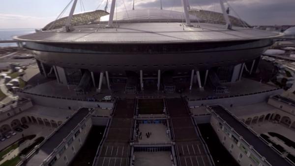 ペテルブルクをスタジアムの屋根から眺めるのはいかが? - Sputnik 日本
