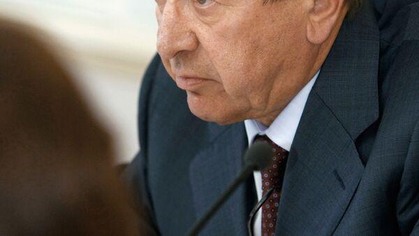 Первый вице-премьер РФ Виктор Зубков провел совещание - Sputnik 日本