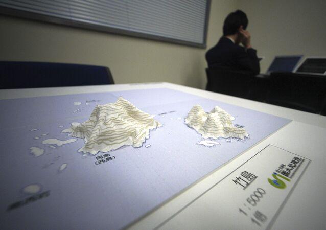 竹島のモデル