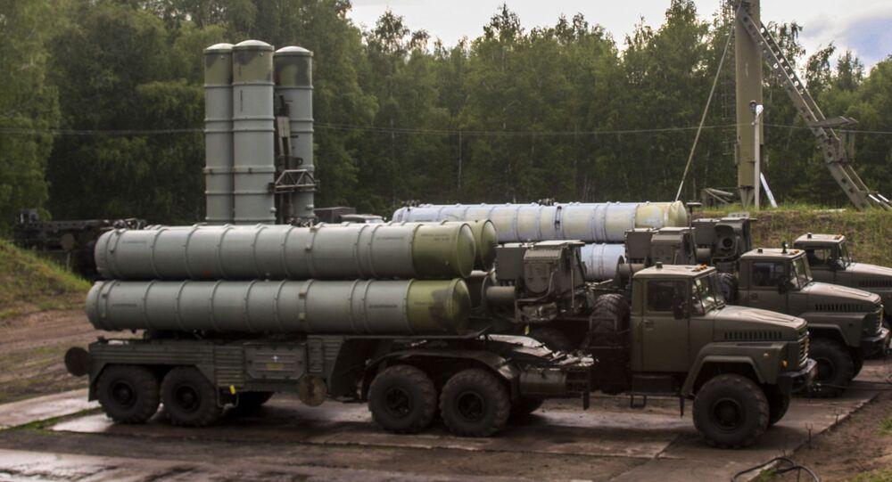 ミサイルシステムS-300