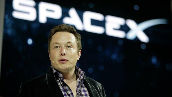 Elon Musk,fondateur de Space X et PDG de Tesla - Sputnik 日本