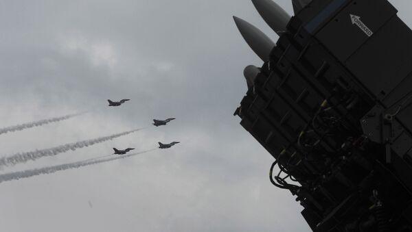 F-16と防空システム - Sputnik 日本