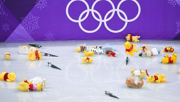 羽生選手 プレゼントされたプーさんを韓国のファンに贈りたい - Sputnik 日本