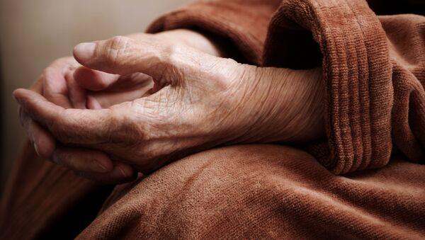人生で感染症の流行に3度見舞われた110歳の女性、長寿の秘訣を語る - Sputnik 日本