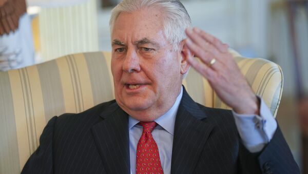 ティラーソン国務長官、北朝鮮の通信チャンネルについて語る - Sputnik 日本