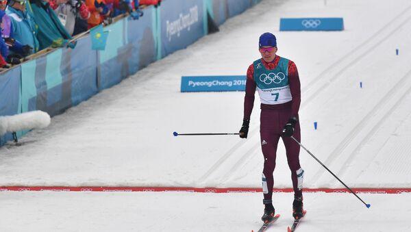ロシアのスキー選手、平昌五輪で銀 - Sputnik 日本