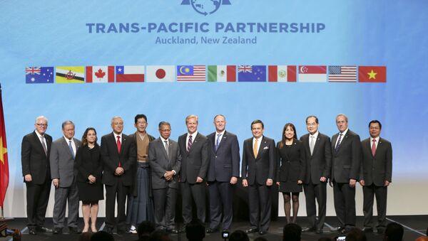 TPP - Sputnik 日本