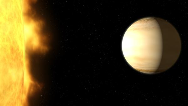 Планета WASP-39b в созвездии Девы - Sputnik 日本