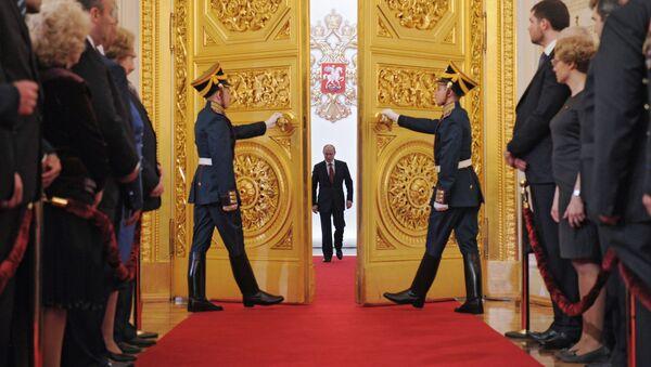 ウラジーミル・プーチンの就任式典(アーカイブ) - Sputnik 日本