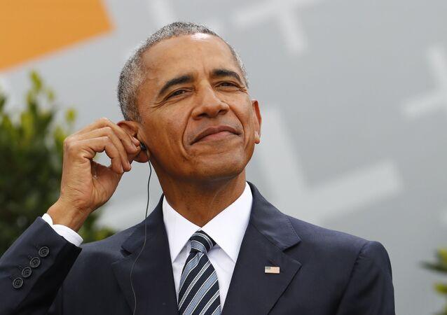 オバマ大統領、ロバート・F・ケネディ人権賞を受賞