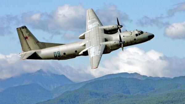 航空機An-26 - Sputnik 日本