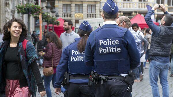 ベルギー、警察(アーカイブ) - Sputnik 日本