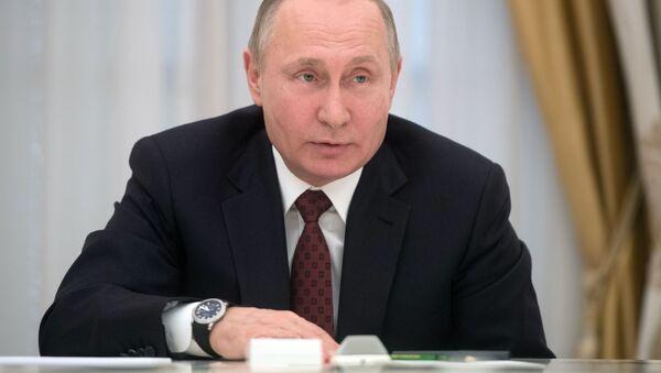 プーチン大統領 マレー航空機事件の調査結果にコメント - Sputnik 日本