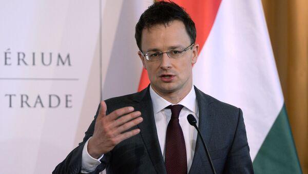 ハンガリー EU・ウクライナ連合協定の見直しを呼びかけ - Sputnik 日本