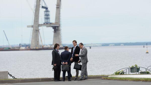 ちょっと苦いロシアビジネスの課題:サンクトペテルブルグ国際経済フォーラム - Sputnik 日本
