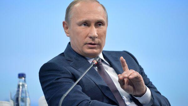 プーチン大統領 - Sputnik 日本