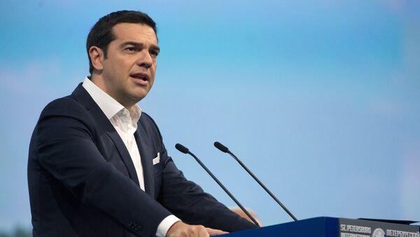 ギリシャのツィプラス首相 - Sputnik 日本