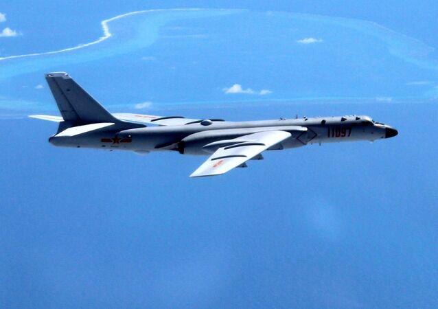 中国空軍のH−6K