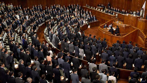 日本国会(アーカイブ写真) - Sputnik 日本