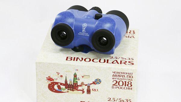 ロシアW杯限定版の双眼鏡が発売へ - Sputnik 日本