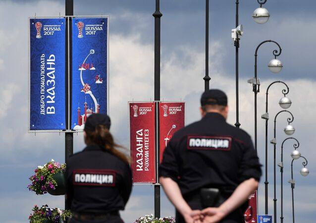2018年サッカーW杯の複数の都市に観光警察発足へ