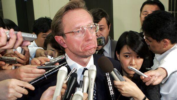 ミハイル・ガルージン駐日ロシア大使 - Sputnik 日本