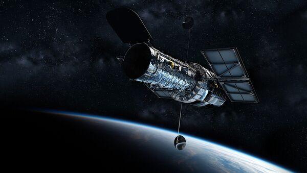 Telescopio Hubble - Sputnik 日本