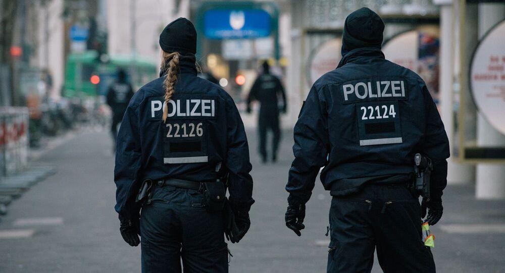 ドイツ、警察(アーカイブ)