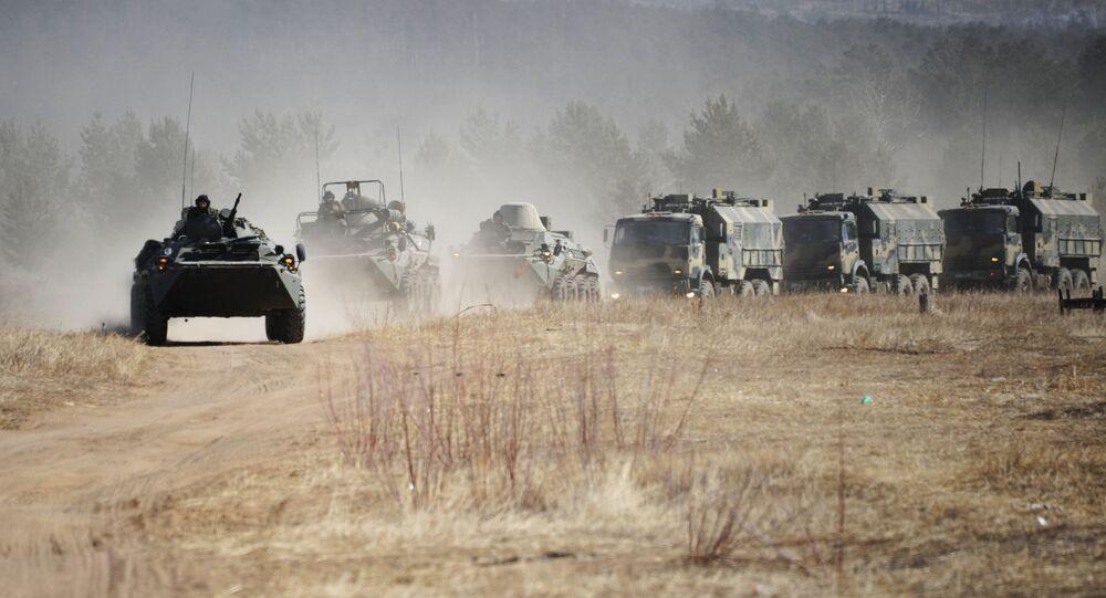 世界は完全武装で2018年春を迎える