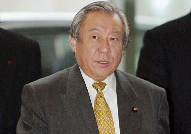 自民党の鴻池元防災相が引退へ 次期参院選に出馬せず