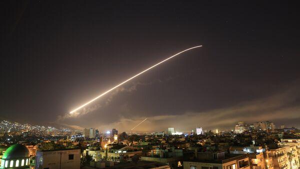 シリア爆撃を米国が決定 - Sputnik 日本