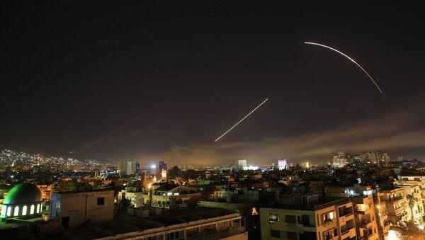 シリア攻撃 紛争激化となるか? - Sputnik 日本