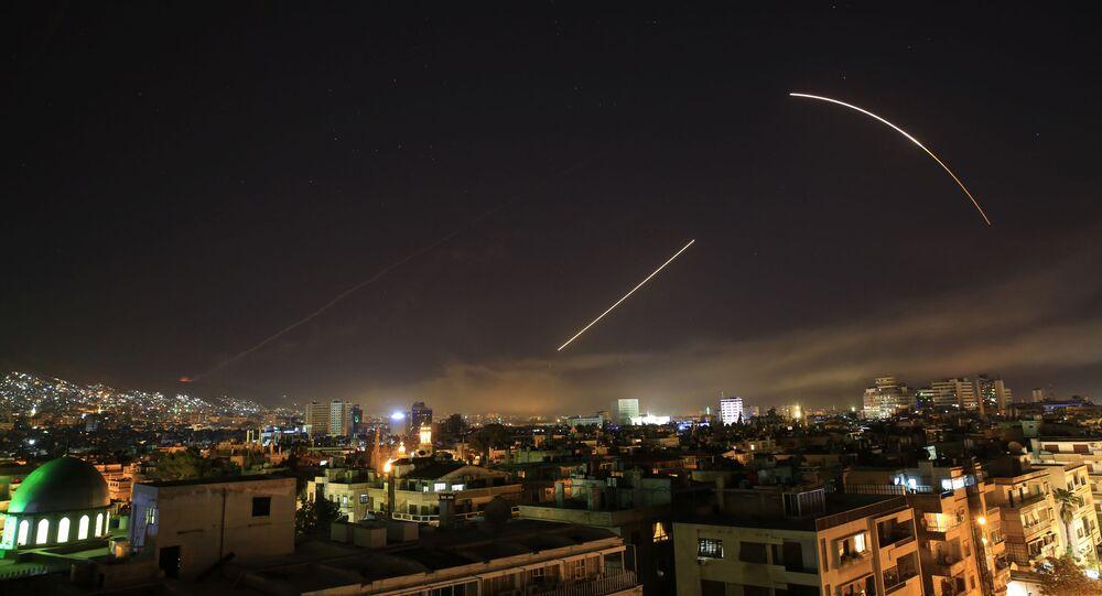 シリア攻撃 紛争激化となるか?