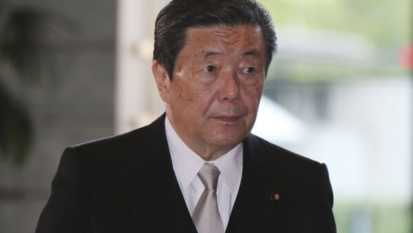 自民党の森山裕国対委員長 - Sputnik 日本