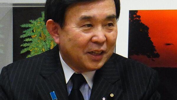 Японский политик Hiromi Yoshida - Sputnik 日本