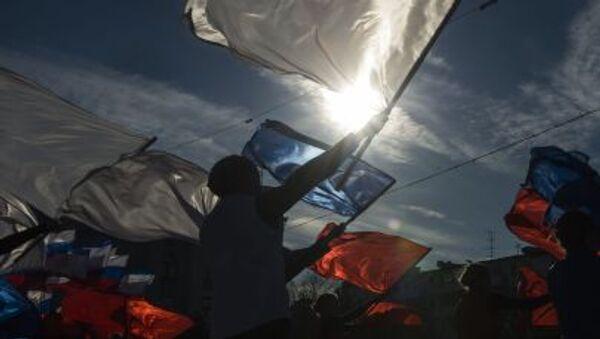米国、クリミアとドンバス関連の行動で露に新制裁導入 - Sputnik 日本