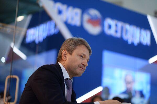 ロシア農業省のトカチェフ大臣はフォーラムの中で、ロシア農業の展望を高く評価した - Sputnik 日本