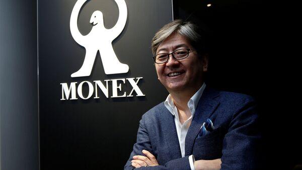 Генеральный директор Monex Group Inc Оки Мацумото - Sputnik 日本