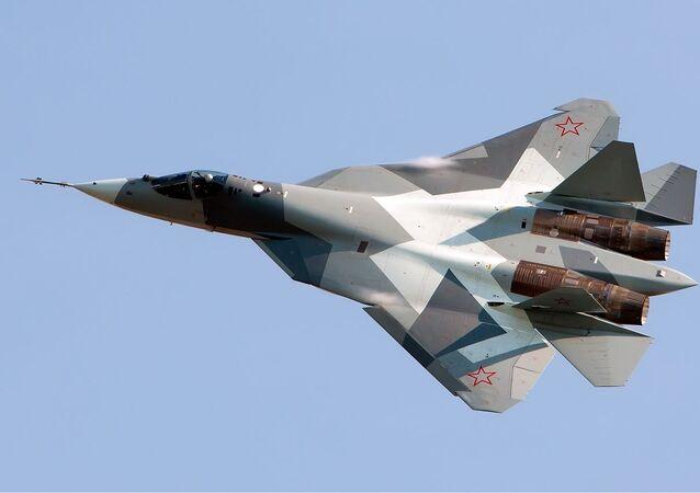 第5世代戦闘機Su-57