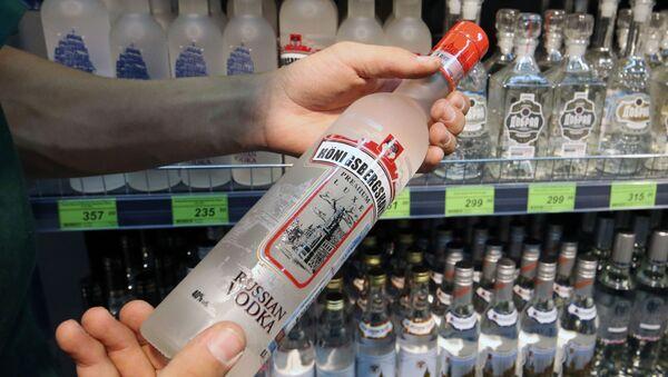 スプートニクQ&A どれくらいのロシア人がウォッカを飲むのか?ウォッカはロシアで最も重要なアルコール飲料なのか? - Sputnik 日本