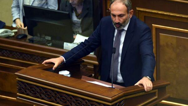 Выборы премьер-министра Армении - Sputnik 日本
