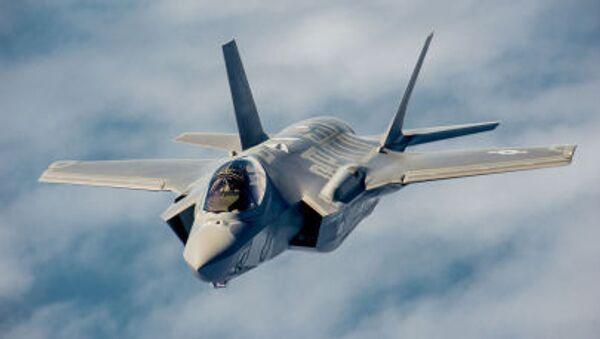 F-35AライトニングII - Sputnik 日本