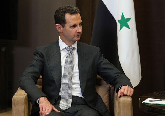 シリアのアサド大統領